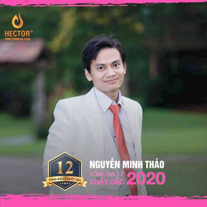 (Ảnh: Nguyễn Minh Thảo – Founder & CEO Hector Shop)