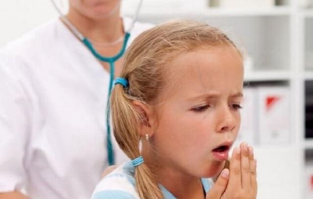 Siro ho Broncamil - điều trị ho hiệu quả cho bé
